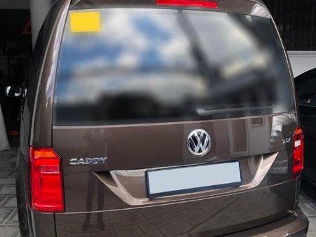 Sell Used 2018 Volkswagen Caddy Van in Quezon City