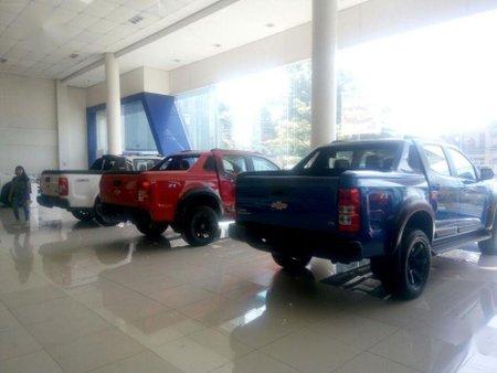 Selling Brand New 2019 Chevrolet Colorado in Marikina
