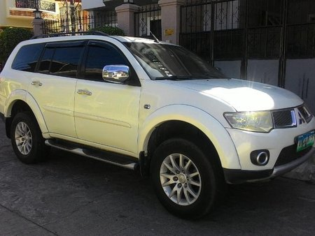 Selling Mitsubishi Montero 2013 at 60000 km in Las Piñas