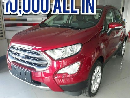 Selling Brand New Ford Ranger 2019 in Quezon City