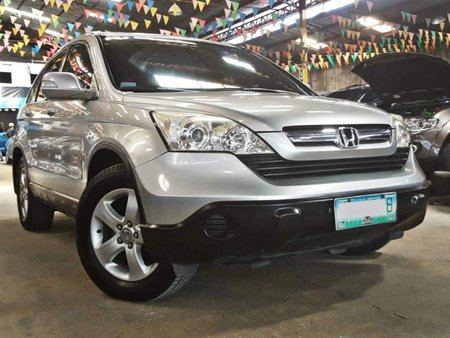 Sell 2nd Hand 2008 Honda Cr-V in Quezon City
