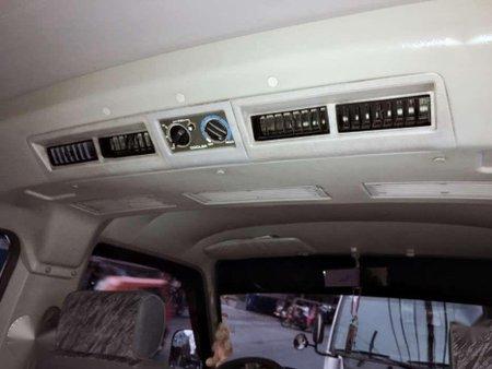 2nd Hand Nissan Urvan 2000 Manual Diesel for sale in Cainta
