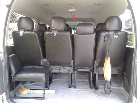 Selling Used Toyota Grandia 2012 Manual Diesel in Clarin