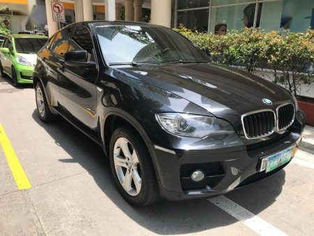 Selling 2nd Hand Bmw X6 2010 in Manila