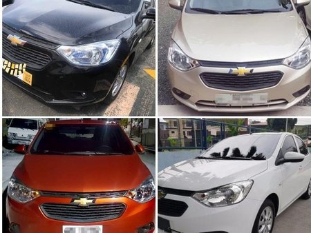 2nd Hand Chevrolet Sail 2018 at 4000 km for sale in Quezon City