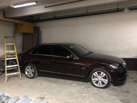 Mercedes-Benz C-Class 2012 Automatic Gasoline for sale in San Juan