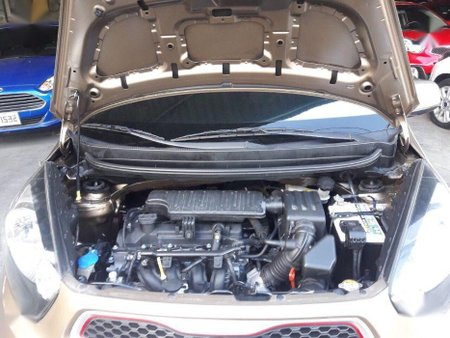 Used Kia Picanto 2014 for sale in Quezon City