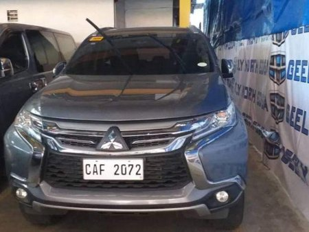 Sell 2nd Hand 2017 Mitsubishi Montero at 30000 km in Quezon City
