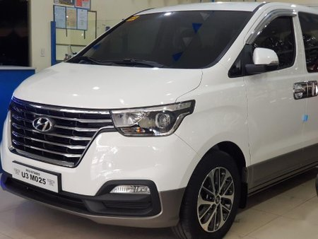Selling Brand New Hyundai Grand Starex 2019 in Quezon City