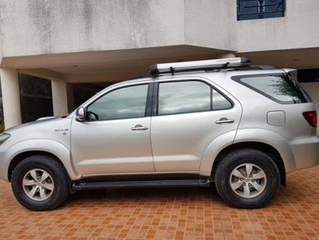 Toyota Fortuner 2006 Diesel Automatic for sale