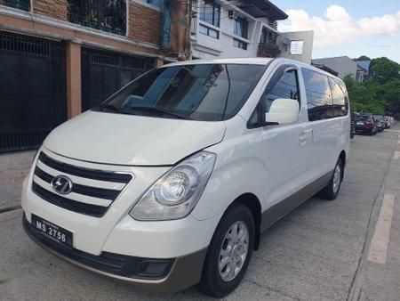 Hyundai Starex 2017 Manual Diesel for sale in Quezon City