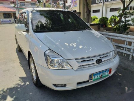 Selling Kia Carnival 2010 Automatic Diesel in Parañaque
