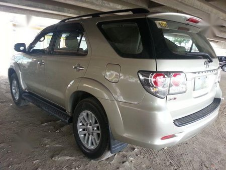 Selling Toyota Fortuner 2013 Automatic Diesel in Batangas City