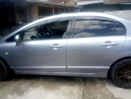 2nd Hand Honda Civic 2007 Manual Gasoline for sale in Baliuag
