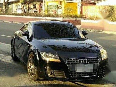 2nd Hand Audi Tt 2009 Automatic Gasoline for sale in Quezon City