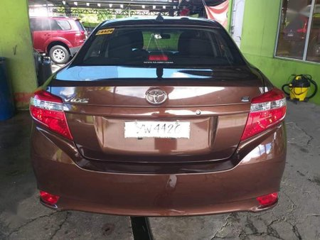 Toyota Vios 2016 Automatic Gasoline for sale in Bacolod
