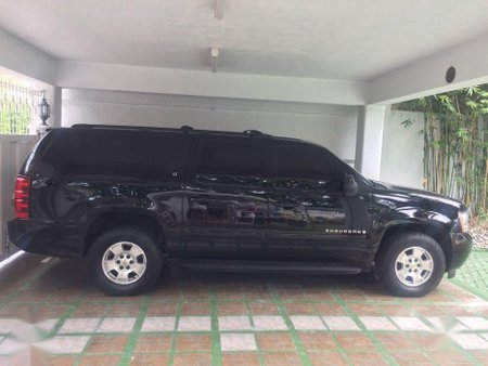Sell 2nd Hand 2007 Chevrolet Suburban at 60000 km in Quezon City
