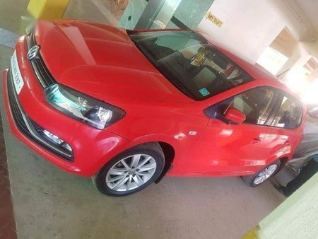 Volkswagen Polo 2015 Manual Diesel for sale in Calanasan