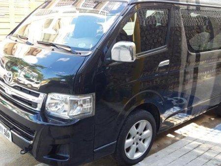 Toyota Hiace 2011 Manual Diesel for sale in Makati