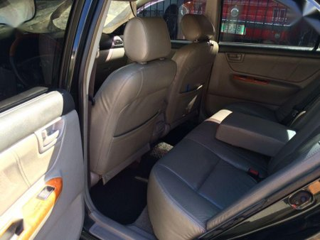 2nd Hand Toyota Altis 2002 Automatic Gasoline for sale in Parañaque