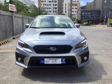 2nd Hand Subaru Wrx 2018 for sale in Mandaue