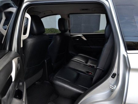 Sell 2nd Hand 2016 Mitsubishi Montero Automatic Diesel at 20000 km in Quezon City