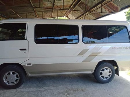 2nd Hand Nissan Urvan Escapade 2014 Manual Gasoline for sale in Santa Barbara