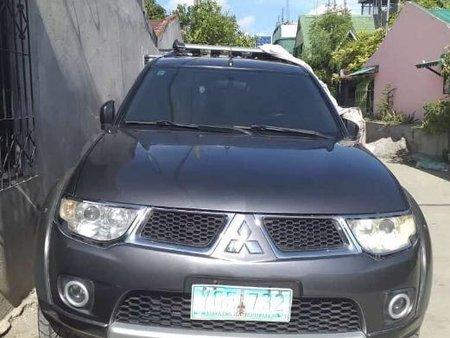 Mitsubishi Montero Sport 2009 Automatic Gasoline for sale in Makati