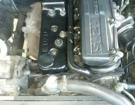 Selling Isuzu Crosswind 2001 Manual Diesel in Bacoor