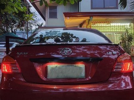 Toyota Vios 2009 Manual Gasoline for sale in Mandaluyong