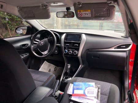 Selling 2nd Hand Toyota Vios 2019 in Quezon City