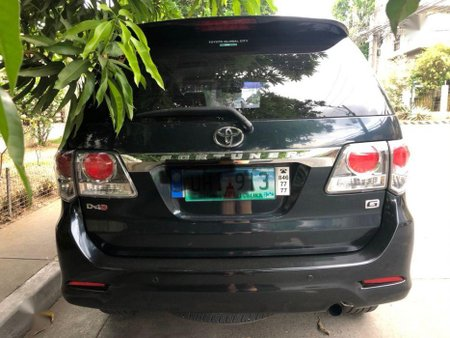 2nd Hand Toyota Fortuner 2012 at 79000 km for sale