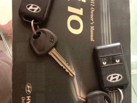 Hyundai i10 2012 Automatic Gasoline for sale in Santa Maria