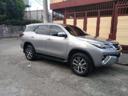 2nd Hand Toyota Fortuner 2017 Automatic Diesel for sale in Parañaque