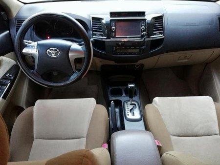 Selling 2nd Hand Toyota Fortuner 2014 in Manila