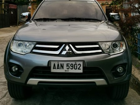 2014 Mitsubishi Montero Automatic Diesel for sale in Metro Manila
