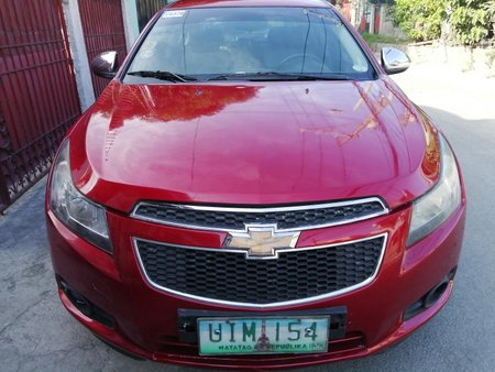 Selling 2nd Hand Chevrolet Cruze 2012 in Metro Manila