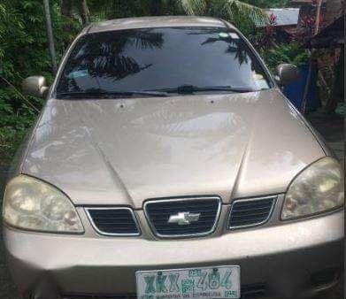 Sell 2nd Hand 2004 Chevrolet Optra at 96000 km in Batangas City