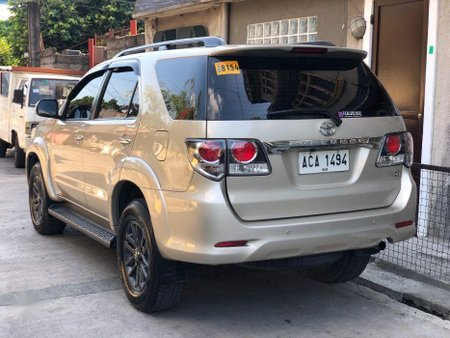 Selling Toyota Fortuner 2015 in Caloocan