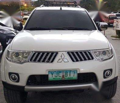 2nd Hand Mitsubishi Montero Sport 2009 for sale in Cebu City