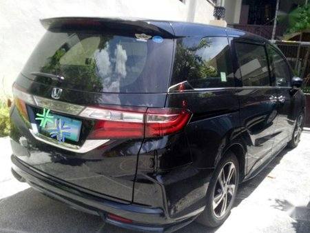 2nd Hand Honda Odyssey 2016 Van at 40200 km for sale