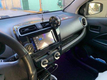 Selling 2013 Mitsubishi Mirage Hatchback for sale in Manila