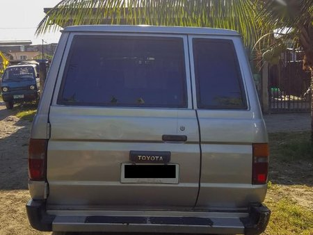 2nd Hand Toyota Tamaraw 2002 For Sale In Cebu City 690152