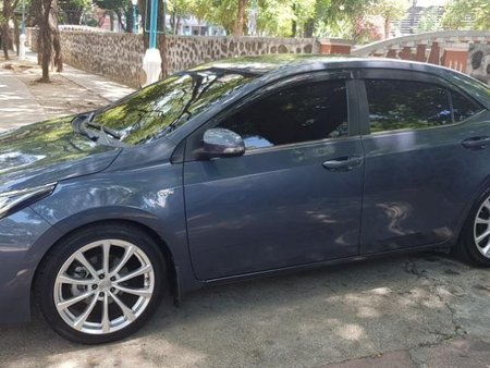 Toyota Altis 2018 Automatic Gasoline for sale in Marikina