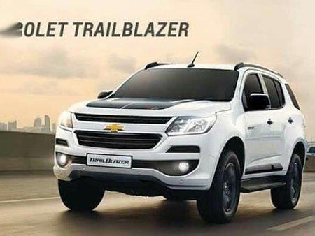 Brand New Chevrolet Trailblazer 2019 Automatic Diesel for sale in Manila