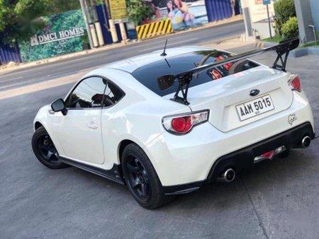 Subaru Brz 2014 Automatic Diesel for sale in Quezon City
