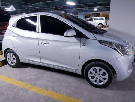 Hyundai Eon 2018 Manual Gasoline for sale in Davao City