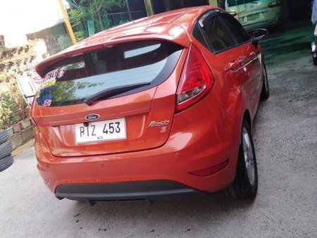 Selling 2nd Hand Ford Fiesta 2011 at 40000 km in Plaridel