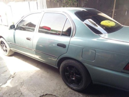 Selling Toyota Corolla Manual Gasoline in Talisay