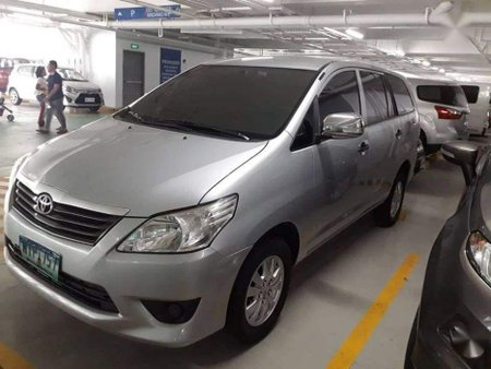 2nd Hand Toyota Innova 2013 for sale in Quezon City